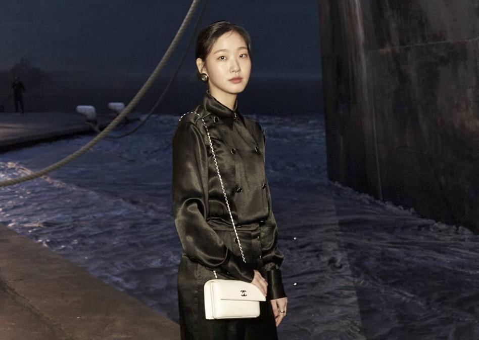 Kim Go-eu - Chanel Cruise Show