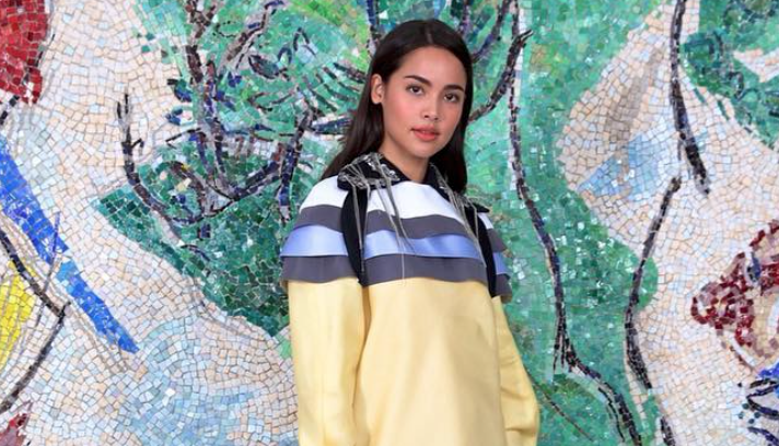 Urassaya Sperbund - Louis Vuitton Cruise Show
