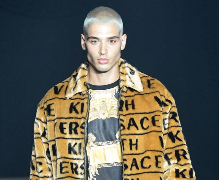 Versace - Kith - jacket