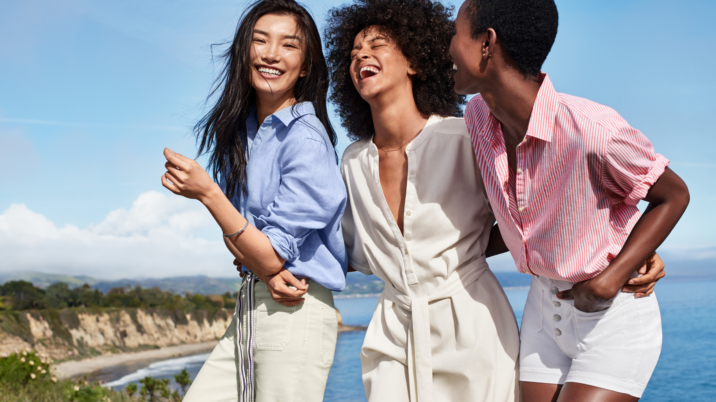 Gap Inc American fashion SS2019 Summer campaign